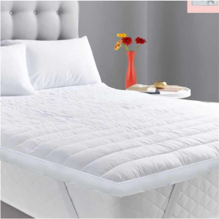extra thick orthopaedic air flow mattress topper