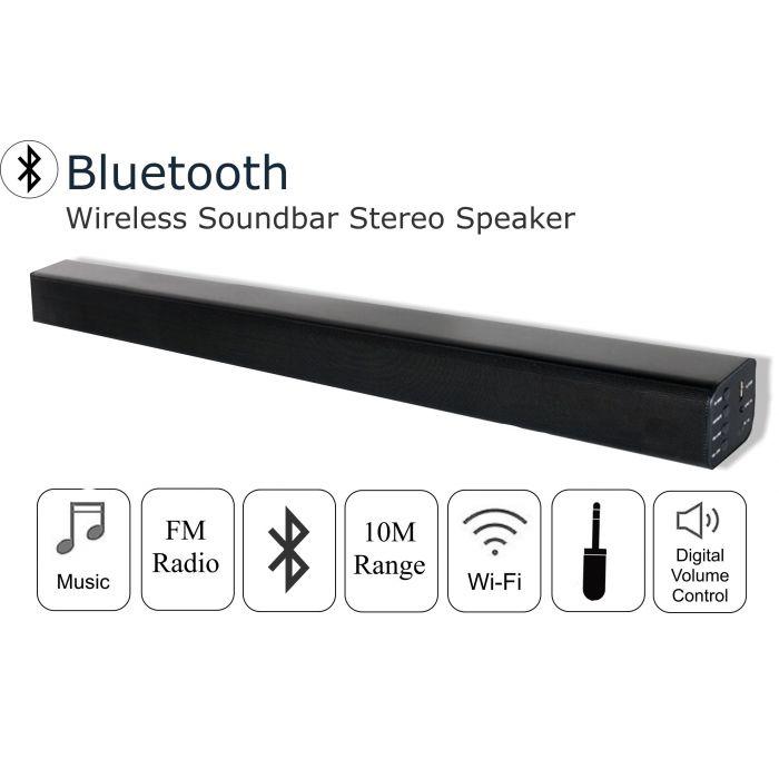 Bluetooth High Quality Sound bar