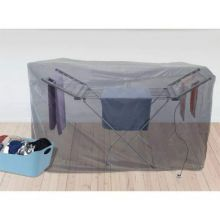Heated airer cover