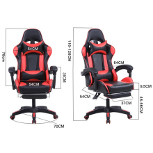 Executive racing style gaming and office chair