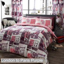 london to paris purple
