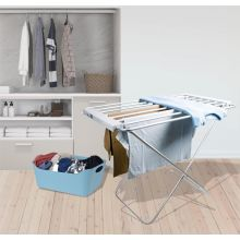 Freestanding heated clothes airer FB