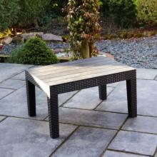 Rattan Furniture Set - 4 piece FB