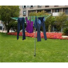 50m Rotary Clothes Airer with Free Cover